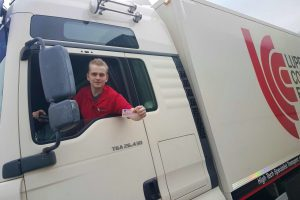 Latest addition to our HGV crew