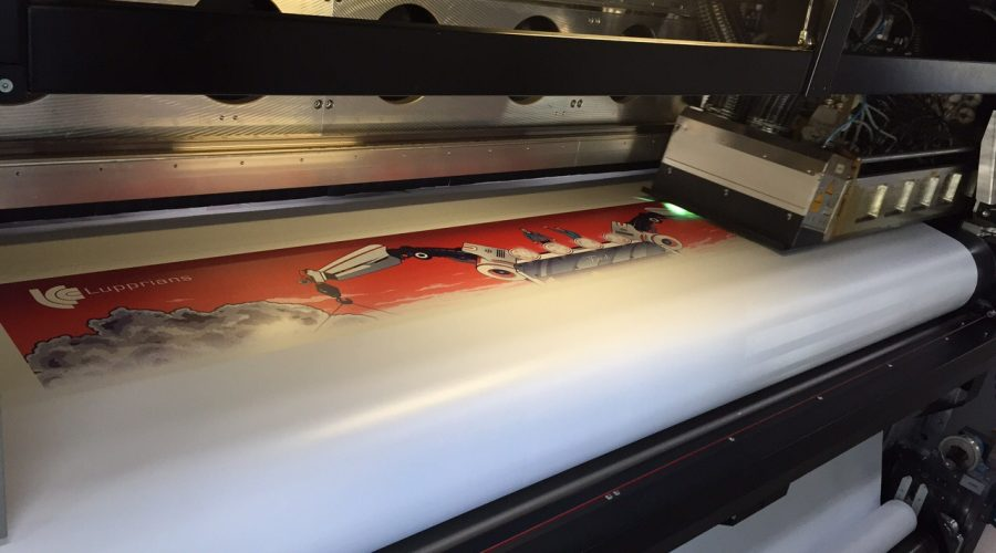 15 year anniversary print in the making!