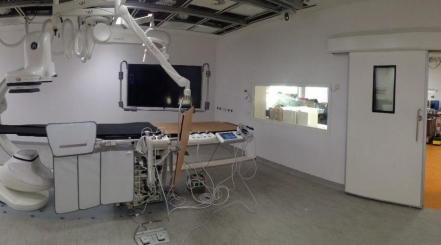 At Lupprians they put their heart in cardiovascular and interventional imaging
