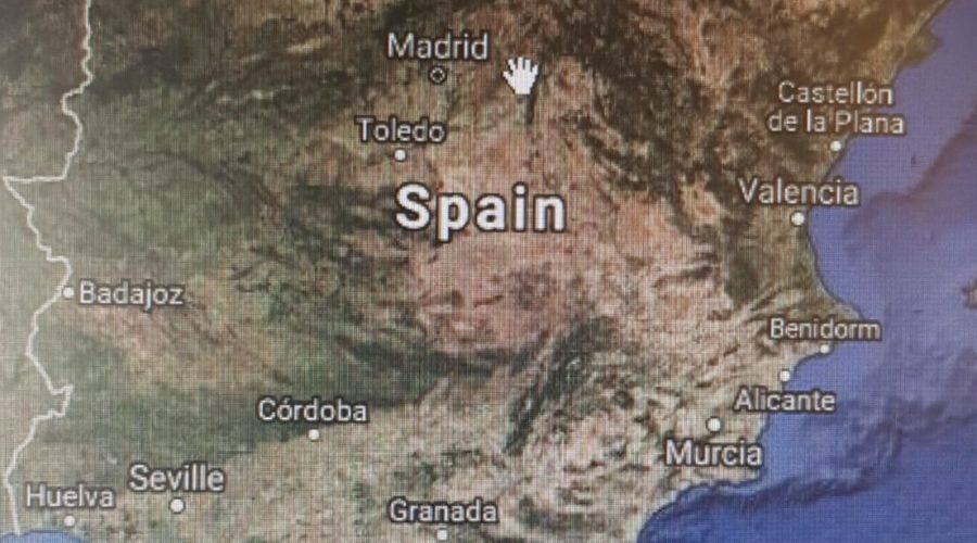 Iberian Beauty