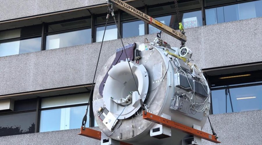MRI rigging and positioning in our own backyard